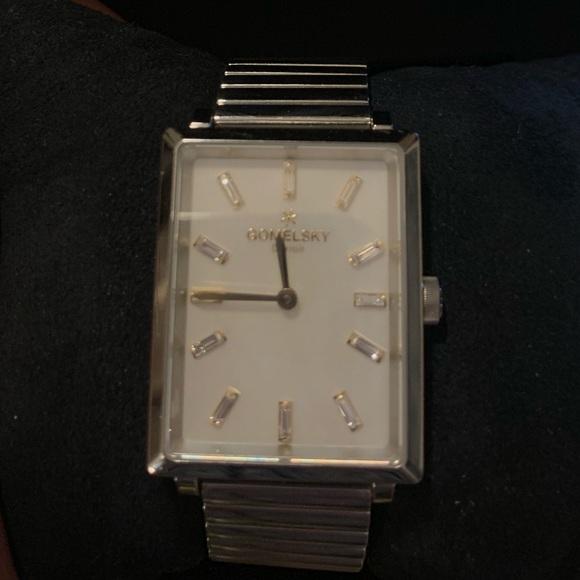 Accessories - Gomelsky by Shinola : Shirley 32mm diamond watch
